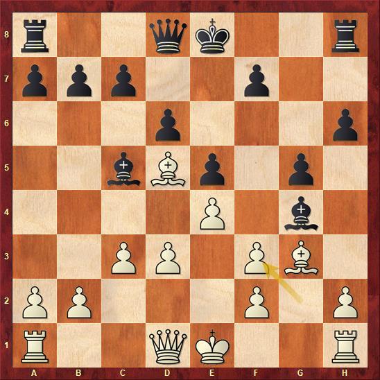 Das Ziehen Einer Figur Beim Schach Kreuzworträtsel